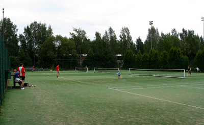 Helsinki Tenniskentät