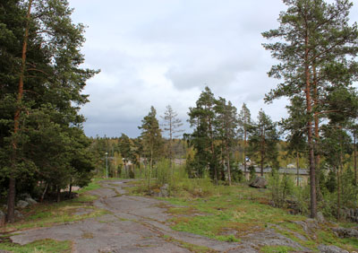 Ulkoilualueet Espoo