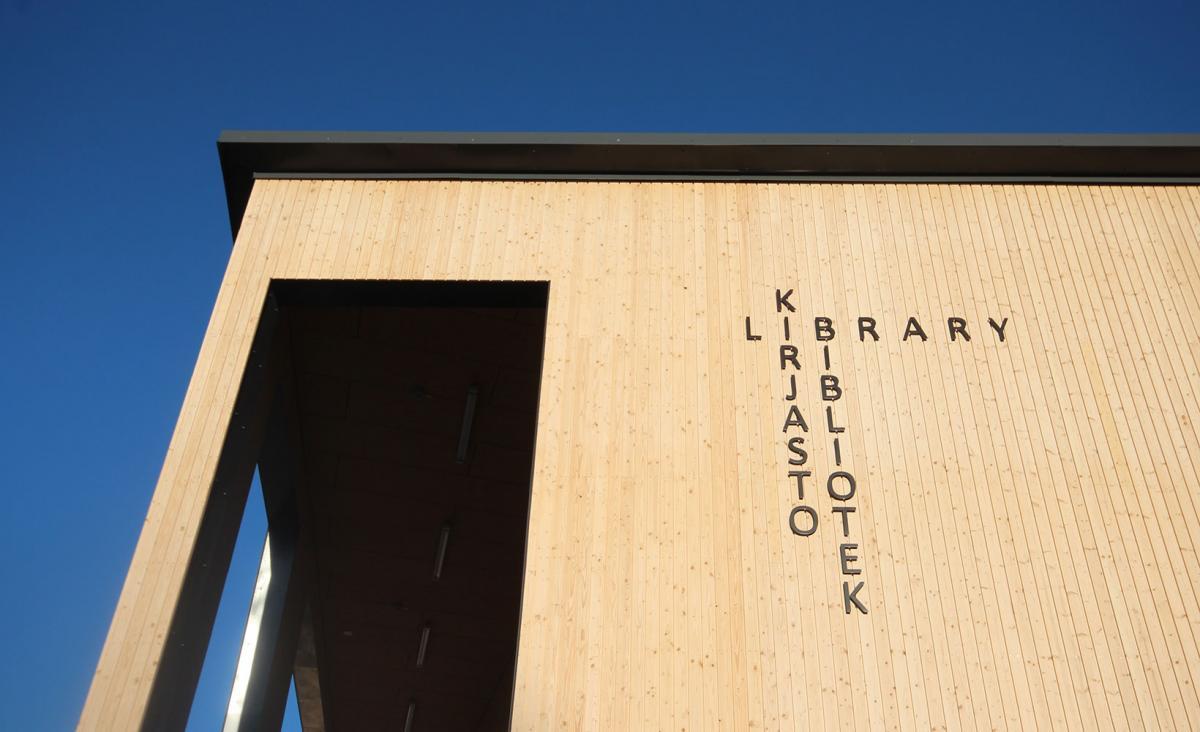 Haukilahden kirjasto