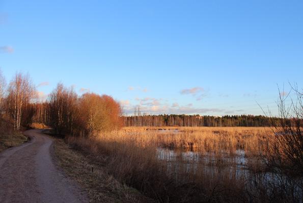 Suomenojan Liikenneympyrä