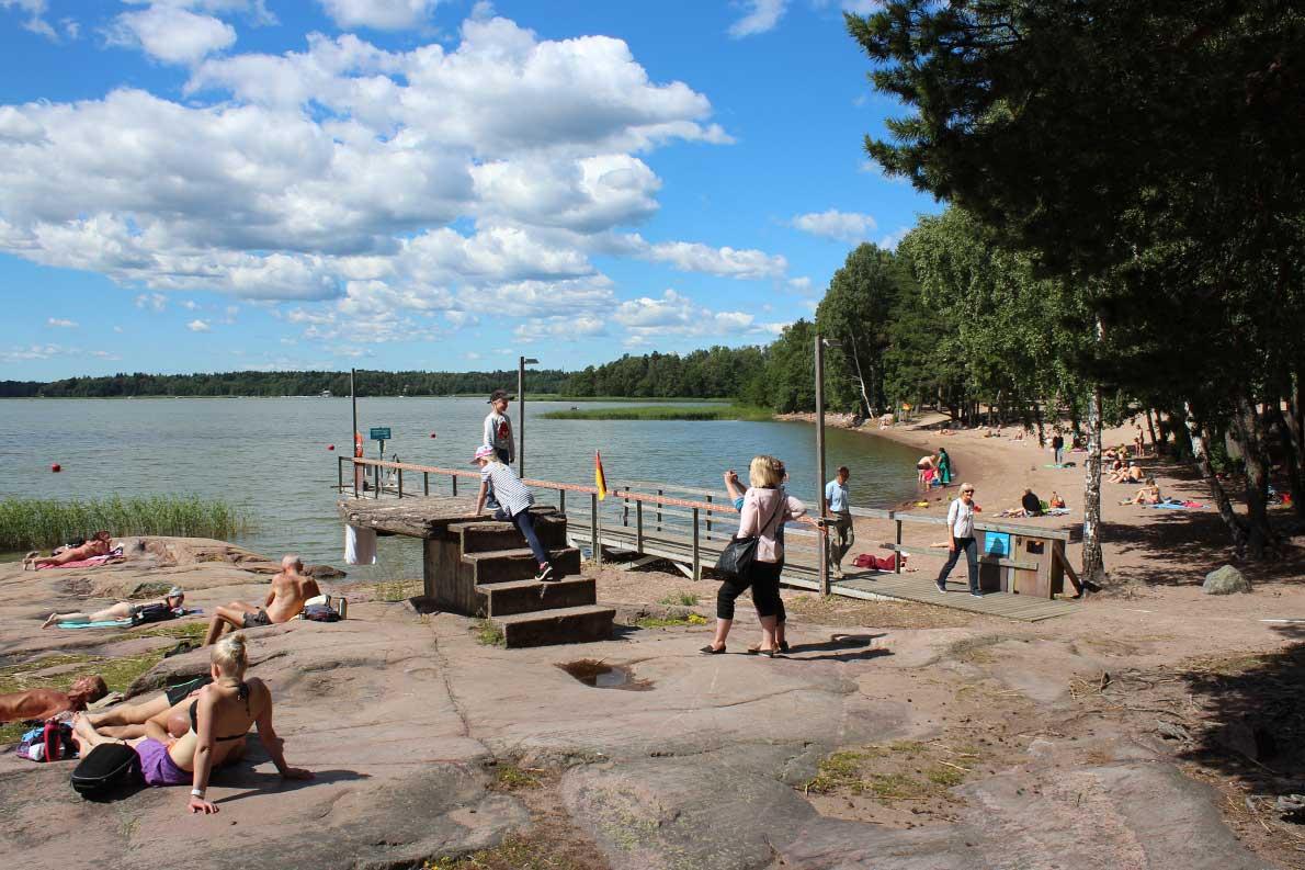 Helsinki Uimaranta
