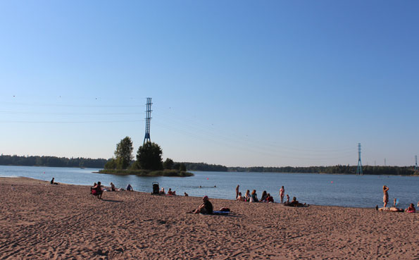 Uimarannat Helsinki