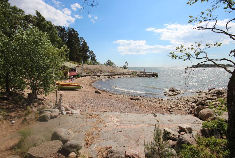 Lauttasaari Uimaranta