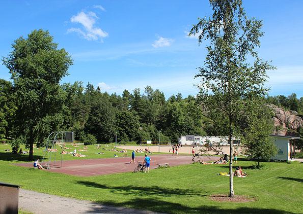 Pikkukosken Uimaranta