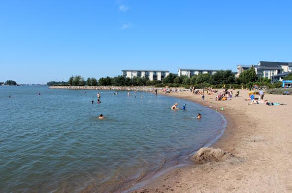Tuorinniemen Uimaranta