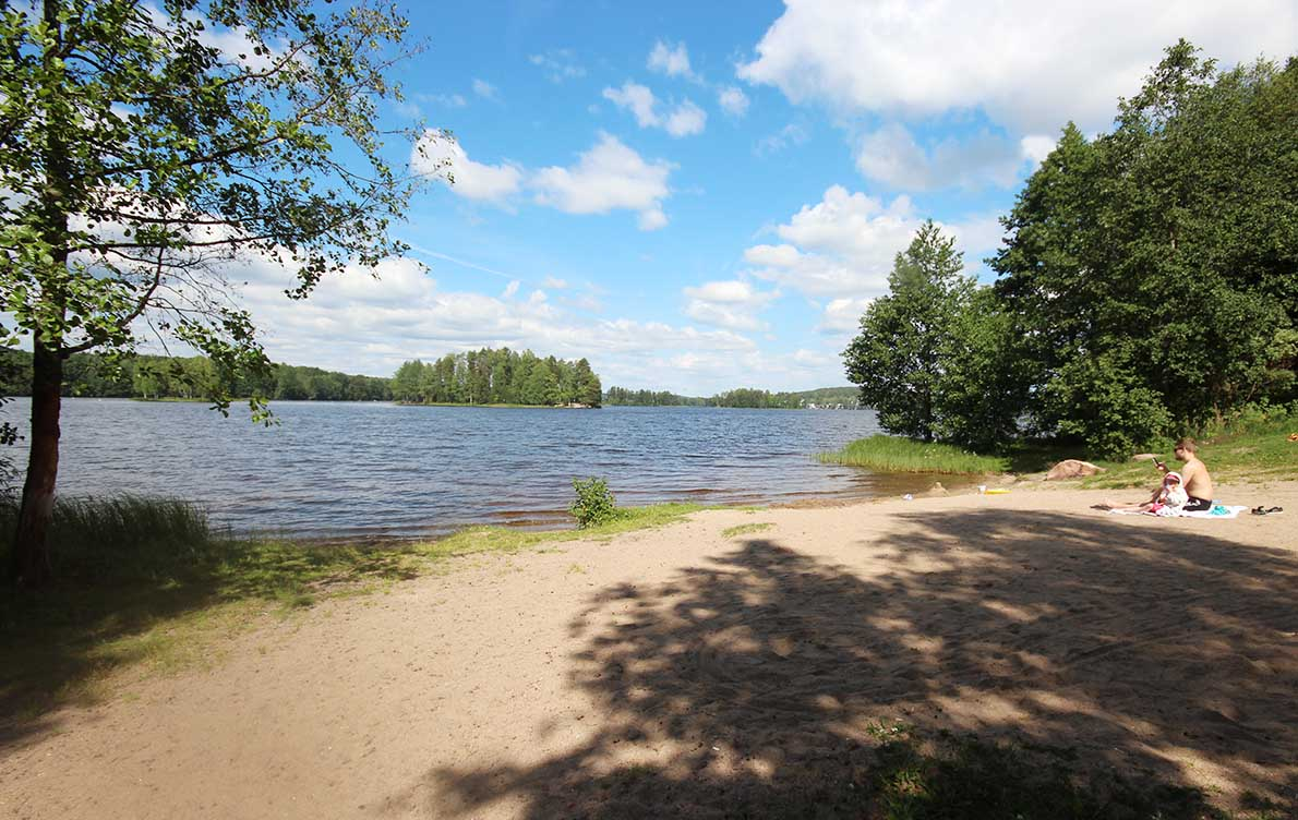 Jyväskylä Uimarannat